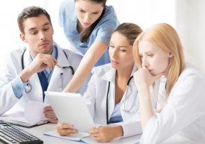 התייעצות מקצועית של רופאים פרטיים