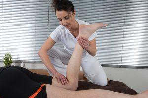טיפול אלטרנטיבי ברגל
